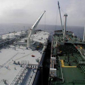 Швартовка судном к судну